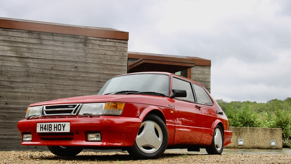 1990 Saab 900 Turbo Carlsson For Sale (picture 38 of 166)