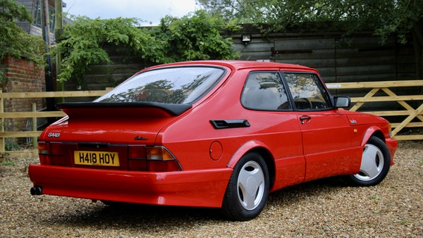 1990 Saab 900 Turbo Carlsson For Sale (picture 55 of 166)