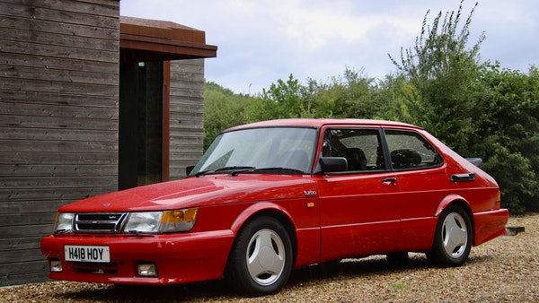 1990 Saab 900 Turbo Carlsson For Sale (picture 65 of 166)