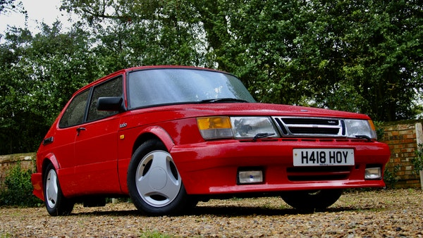 1990 Saab 900 Turbo Carlsson For Sale (picture 41 of 166)