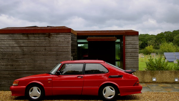 1990 Saab 900 Turbo Carlsson For Sale (picture 10 of 166)