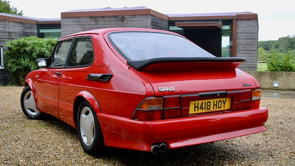 1990 Saab 900 Turbo Carlsson For Sale (picture 52 of 166)