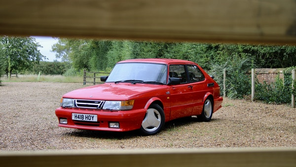 1990 Saab 900 Turbo Carlsson For Sale (picture 66 of 166)