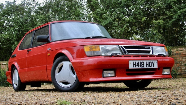 1990 Saab 900 Turbo Carlsson For Sale (picture 33 of 166)