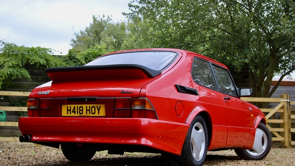 1990 Saab 900 Turbo Carlsson For Sale (picture 60 of 166)
