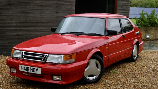 1990 Saab 900 Turbo Carlsson For Sale (picture 9 of 166)