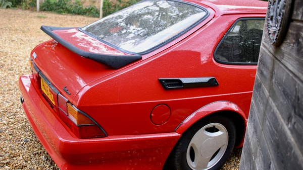 1990 Saab 900 Turbo Carlsson For Sale (picture 124 of 166)