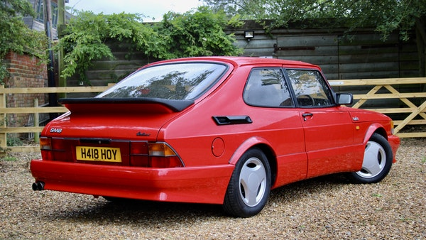 1990 Saab 900 Turbo Carlsson For Sale (picture 22 of 166)