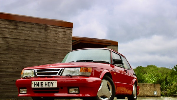 1990 Saab 900 Turbo Carlsson For Sale (picture 11 of 166)