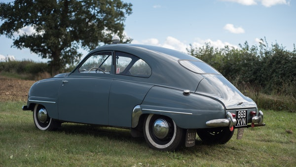 1953 Saab 92b For Sale (picture 25 of 103)
