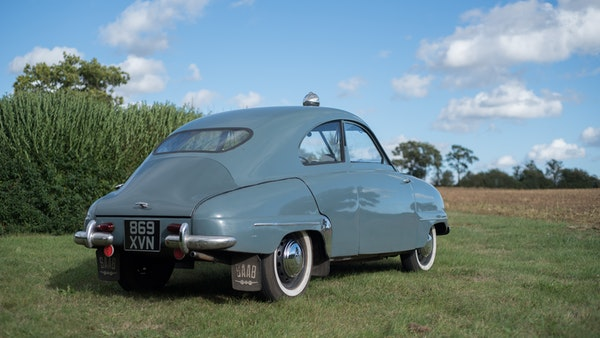 1953 Saab 92b For Sale (picture 8 of 103)