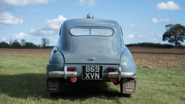 1953 Saab 92b For Sale (picture 20 of 103)