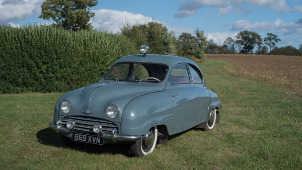 1953 Saab 92b For Sale (picture 13 of 103)