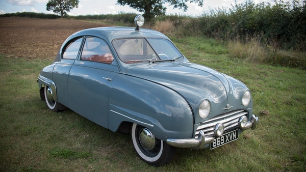 1953 Saab 92b For Sale (picture 6 of 103)
