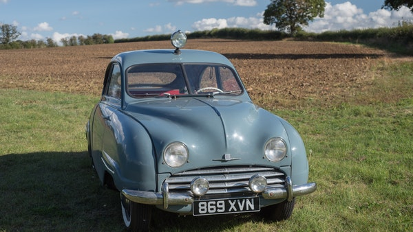 1953 Saab 92b For Sale (picture 9 of 103)