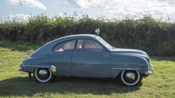 1953 Saab 92b For Sale (picture 22 of 103)