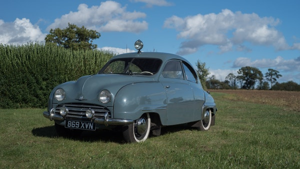 1953 Saab 92b For Sale (picture 3 of 103)