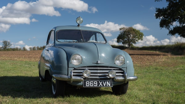 1953 Saab 92b For Sale (picture 11 of 103)