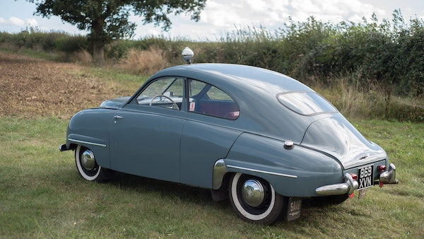 1953 Saab 92b For Sale (picture 24 of 103)