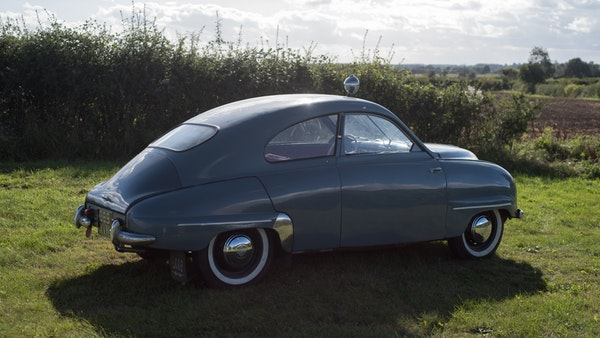 1953 Saab 92b For Sale (picture 23 of 103)