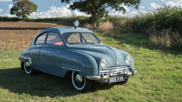 1953 Saab 92b For Sale (picture 12 of 103)
