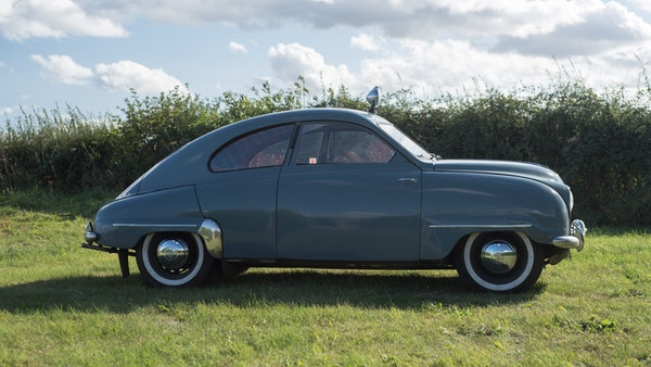 1953 Saab 92b For Sale (picture 17 of 103)