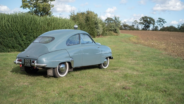 1953 Saab 92b For Sale (picture 19 of 103)