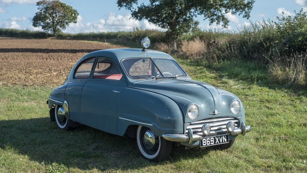 1953 Saab 92b For Sale (picture 1 of 103)