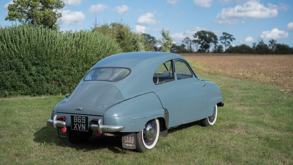 1953 Saab 92b For Sale (picture 5 of 103)