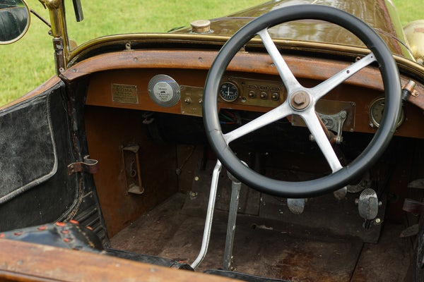 1918 Sigma 10 Tourer For Sale (picture 41 of 107)