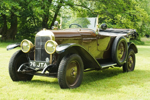 1918 Sigma 10 Tourer For Sale (picture 1 of 107)