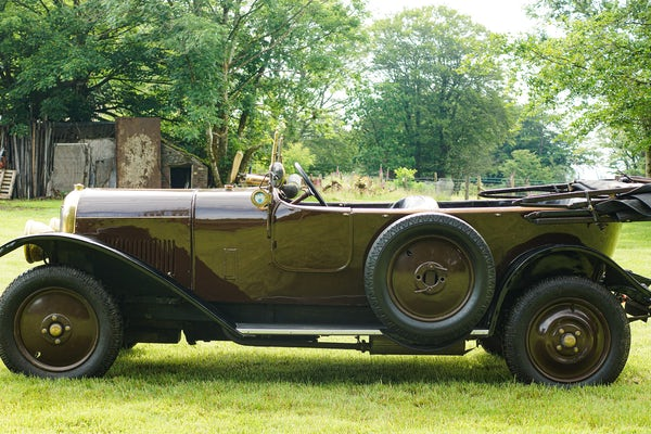 1918 Sigma 10 Tourer For Sale (picture 14 of 107)