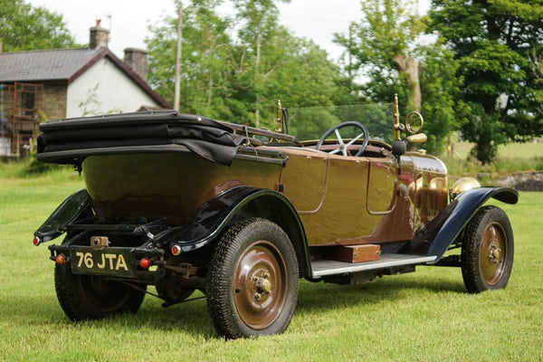 1918 Sigma 10 Tourer For Sale (picture 8 of 107)