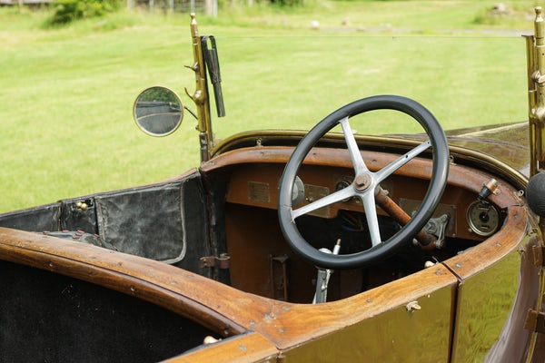 1918 Sigma 10 Tourer For Sale (picture 40 of 107)
