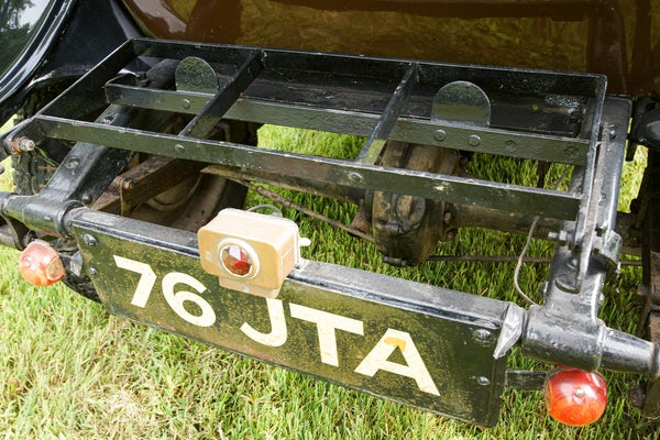 1918 Sigma 10 Tourer For Sale (picture 52 of 107)