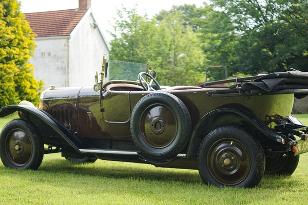 1918 Sigma 10 Tourer For Sale (picture 11 of 107)
