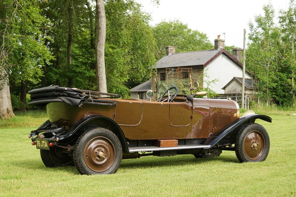 1918 Sigma 10 Tourer For Sale (picture 7 of 107)