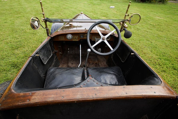 1918 Sigma 10 Tourer For Sale (picture 28 of 107)