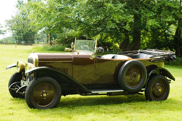 1918 Sigma 10 Tourer For Sale (picture 15 of 107)