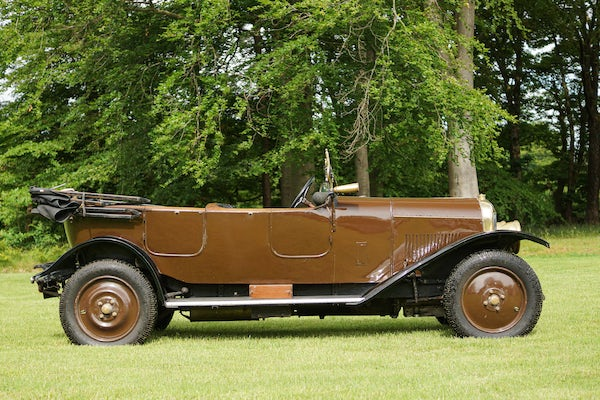 1918 Sigma 10 Tourer For Sale (picture 6 of 107)