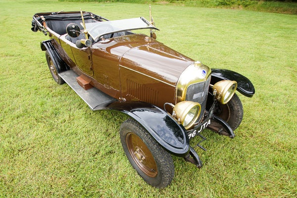 1918 Sigma 10 Tourer For Sale (picture 17 of 107)
