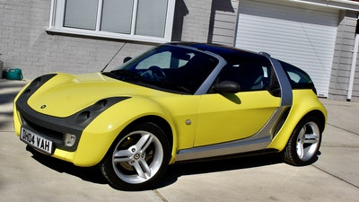 2004 Smart Roadster Coupe
