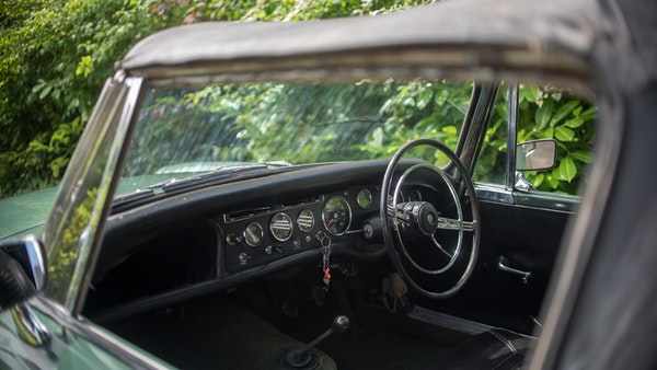 1967 Sunbeam Alpine Series V For Sale (picture 109 of 155)