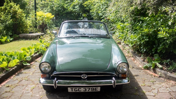 1967 Sunbeam Alpine Series V For Sale (picture 6 of 155)