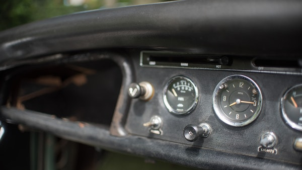 1967 Sunbeam Alpine Series V For Sale (picture 19 of 155)
