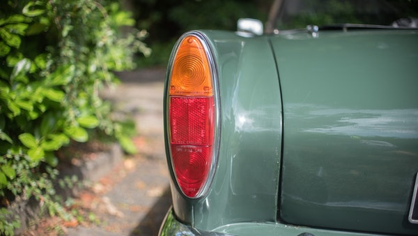 1967 Sunbeam Alpine Series V For Sale (picture 55 of 155)