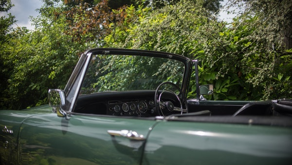1967 Sunbeam Alpine Series V For Sale (picture 86 of 155)