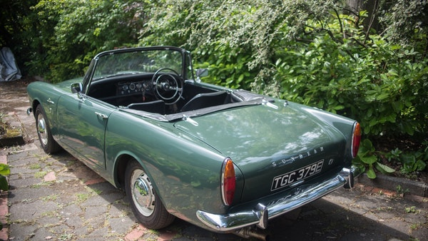 1967 Sunbeam Alpine Series V For Sale (picture 83 of 155)