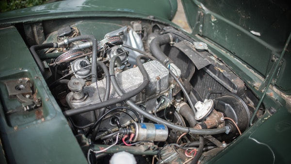 1967 Sunbeam Alpine Series V For Sale (picture 112 of 155)