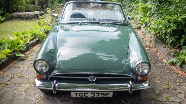 1967 Sunbeam Alpine Series V For Sale (picture 47 of 155)